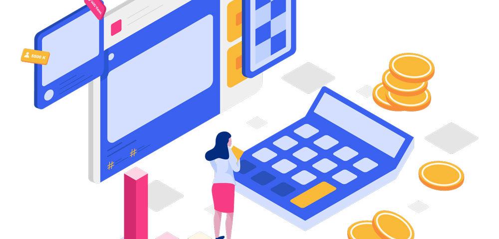Laufende Kosten für eine Website